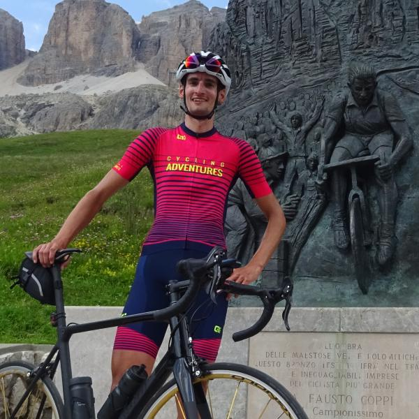 Roland Wagner Cycling Adventures